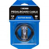 BOSS BCK 2 SOLDERLESS PEDALBOARD CABLE KIT