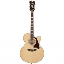 CHITARRA FOLK AMPLIFICATA D'ANGELICO EXCEL MADISON NATURAL