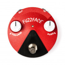 DUNLOP BAND OF GIPSYS FUZZ FACE MINI FFM6