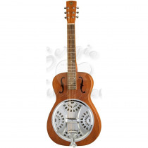 DOBRO EPIPHONE HOUND DOG SQUARE NECK VINTAGE BROWN
