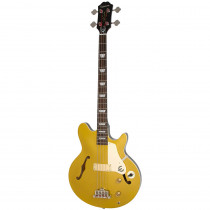 EPIPHONE JACK CASADY SIGNATURE BASS METALLIC GOLD
