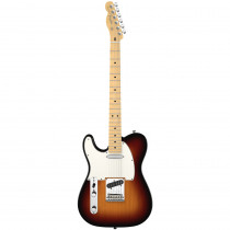 FENDER AMERICAN STANDARD TELECASTER LEFTY MN 3COLOR SUNBURST