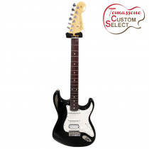 FENDER TOMASSONE CUSTOM SELECT STRATOCASTER 60 HSS RW LUSH CLOSET CLASSIC BLACK (CUSTOM SHOP)
