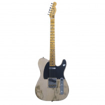 CHITARRA ELETTRICA FENDER 1951 NOCASTER HEAVY RELIC MN DIRTY WHITE BLONDE (CUSTOM SHOP)