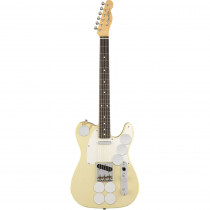 FENDER JIMMY PAGE MIRRORED TELECASTER RW WHITE BLONDE (CUSTOM SHOP)