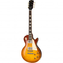 GIBSON 60TH ANNIVERSARY LES PAUL 1959 STANDARD VOS BOLIVIAN FINGERBOARD ORANGE SUNSET FADE (CUSTOM SHOP)
