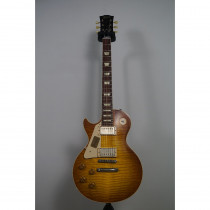 CHITARRA ELETTRICA GIBSON LES PAUL 1958 STANDARD HISTORIC VOS LEFTY ICE TEA (CUSTOM SHOP)