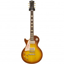 CHITARRA ELETTRICA GIBSON LES PAUL 1958 PLAINTOP VOS LEFTY ICED TEA (CUSTOM SHOP)