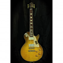 CHITARRA ELETTRICA GIBSON LES PAUL 1959 STANDARD REISSUE VOS SPOONFUL BURST MADE 2 MEASURE (CUSTOM SHOP)