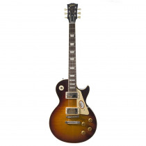 CHITARRA ELETTRICA GIBSON LES PAUL 1959 TRUE HISTORIC VINTAGE DARK BURST (CUSTOM SHOP)