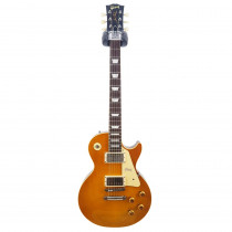 GIBSON LES PAUL STANDARD PLAINTOP CUSTOM SHOP VOS DIRTY LEMON (CUSTOM SHOP)