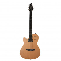 GODIN A SERIES A6 ULTRA LEFTY NATURAL SEMI GLOSS