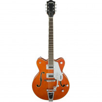 GRETSCH ELECTROMATIC G5422T DOUBLE CUT W/BIGSBY ORANGE STAIN