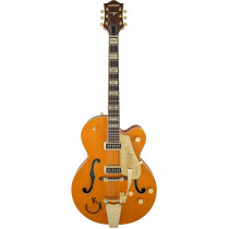 GRETSCH G6120T-55 VINTAGE SELECT EDITION '55 CHET ATKINS W/BIGSBY TV JONES VINTAGE ORANGE STAIN LACQUER
