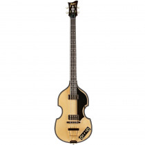 HOFNER VIOLIN BASS DELUXE NATURAL