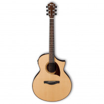 CHITARRA FOLK AMPLIFICATA IBANEZ AEW22CD NATURAL HIGH GLOSS
