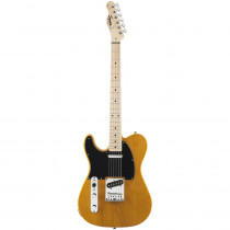 SQUIER AFFINITY TELECASTER LEFTY MN BUTTERSCOTCH BLONDE
