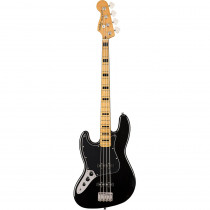 SQUIER CLASSIC VIBE JAZZ BASS '70S LEFTY MN BLACK