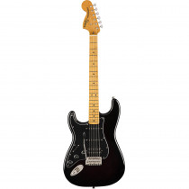 SQUIER CLASSIC VIBE STRATOCASTER '70S HSS LEFTY MN BLACK