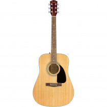 SQUIER FA 115 DREADNOUGHT PACK WL NATURAL