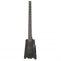 "STEINBERGER SPIRIT XT 25 ""QUILT TOP"" TRANS BLACK"