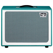 TONE KING IMPERIAL 112 EXTESION CABINET TURQUOISE