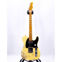 FENDER LTD NAMM19 TELECASTER 51 HS HEAVY RELIC MN FADED AGED NOCASTER BLONDE (CUSTOM SHOP)