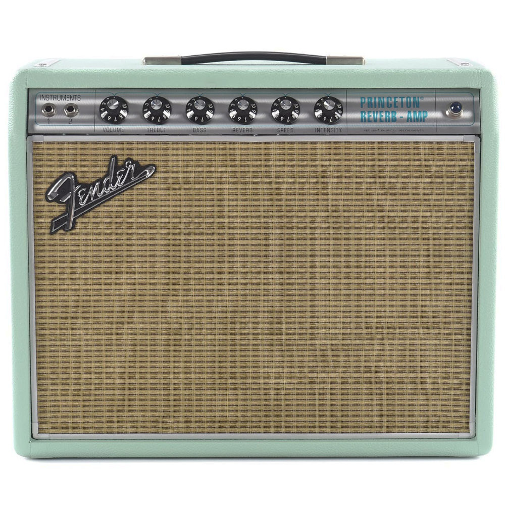 FENDER LIMITED EDITION'68 PRINCETON REVERB SURF GREEN