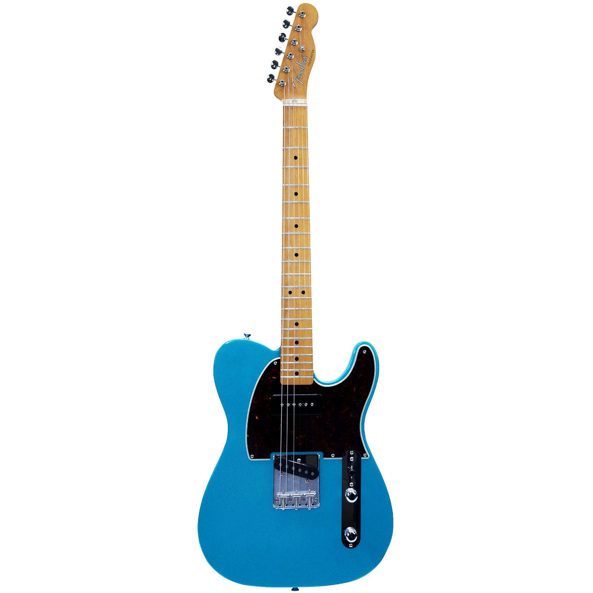FENDER FSR LTD CLASSIC SERIES '50S TELECASTER MN LAKE PLACID BLUE