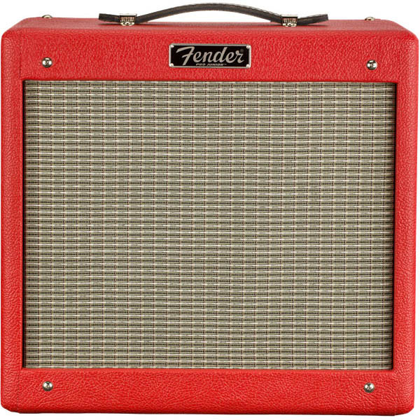 FENDER LIMITED EDITION PRO JUNIOR IV FIESTA RED