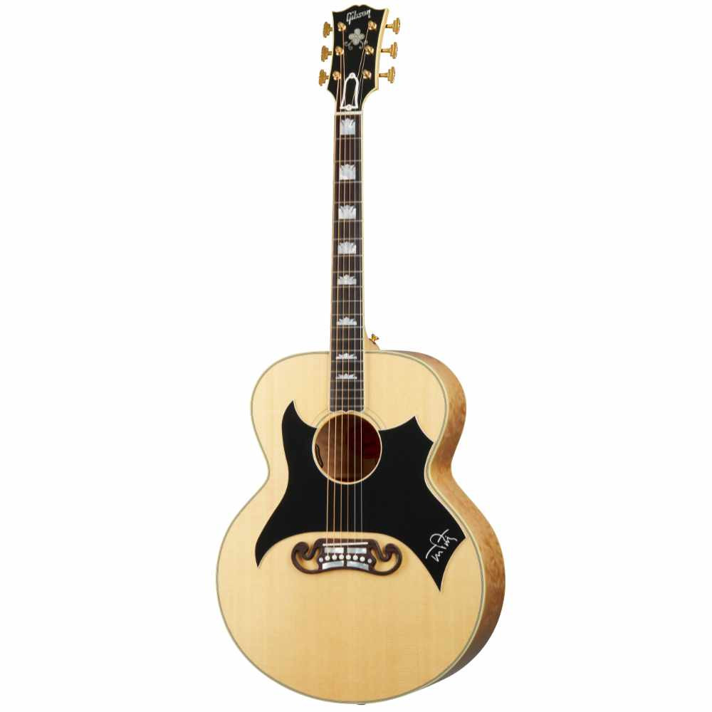 GIBSON TOM PETTY SJ 200 WILDFLOWER ANTIQUE NATURAL