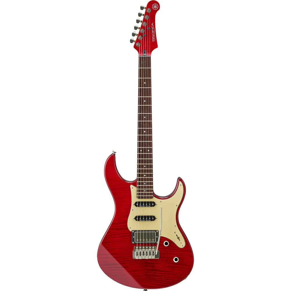 YAMAHA PACIFICA 612VIIFMX FIRED RED