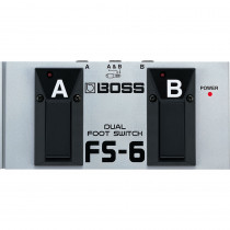 BOSS FS 6 DUAL FOOT SWITCH