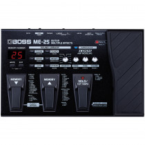 BOSS ME 25 GUITAR MULTIPLE EFFECTS