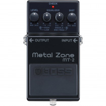 BOSS MT 2 METAL ZONE LIMITED EDITION 30TH ANNIVERSARY