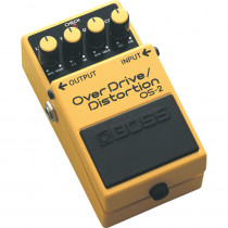 BOSS OS 2 OVERDRIVE/DISTORTION
