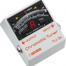 BOSS TU 3S CHROMATIC TUNER