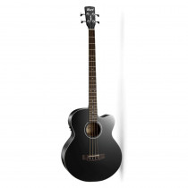 CORT AB850F BLACK W/BAG