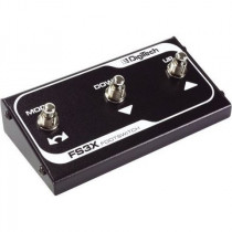 PEDALE SWITCH DIGITECH FS3X BUTTON FOOTSWITCH