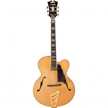 D'ANGELICO EXCEL EXL 1 NATURAL CLEAR