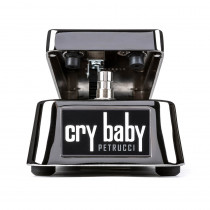 PEDALE EFFETTO DUNLOP JOHN PETRUCCI SIGNATURE CRY BABY WAH JP95