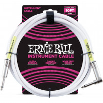 ERNIE BALL WHITE STRAIGHT/90 -3,05M