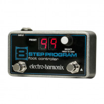 PEDALE SWITCH ELECTRO HARMONIX 8 STEP PROGRAM FOOT CONTROLLER
