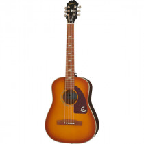 EPIPHONE LIL'TEX TRAVEL FADED CHERRY
