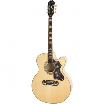 EPIPHONE EJ 200SCE NATURAL