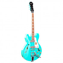 EPIPHONE LIMITED EDITION CASINO W/BIGSBY TURQUOISE