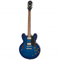 EPIPHONE DOT DELUXE LIMITED EDITION BLUEBERRY BURST