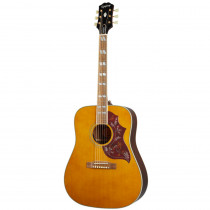EPIPHONE MASTERBILT INSPIRED BY GIBSON HUMMINGBIRD AGED ANTIQUE NATURAL GLOSS