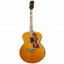 EPIPHONE INSPIRED BY GIBSON J 200 AGED NATURAL ANTIQUE GLOSS