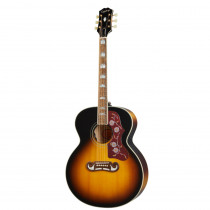 EPIPHONE INSPIRED BY GIBSON J 200 AGED ANTIQUE SUNBURST GLOSS